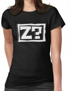 johnny the homicidal maniac jthm Womens Fitted T-Shirt