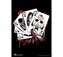 Killer Flush (J) Photographic Print