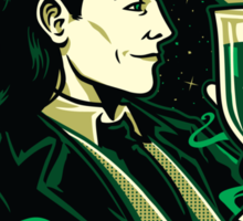 Asgardian Absinthe Sticker