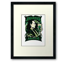 Asgardian Absinthe Framed Print