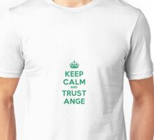 Socceroos - Keep Calm and Trust Ange Unisex T-Shirt