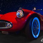 Austin Healey by clairesunstudio
