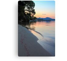 Ahhh!! Port de Pollensa Canvas Print