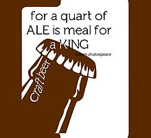 A Quart of Ale by Kent Moore