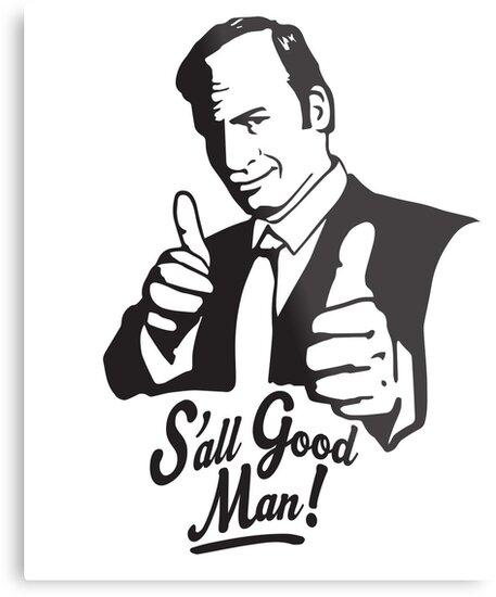 S'all Good Man! by DaviesBabies