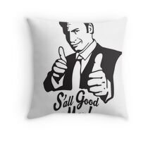 S'all Good Man! Throw Pillow