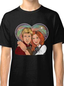 Heart Shaped Universe Classic T-Shirt