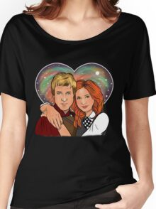 Heart Shaped Universe Women's Relaxed Fit T-Shirt
