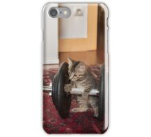 Kitty-Building iPhone Case/Skin