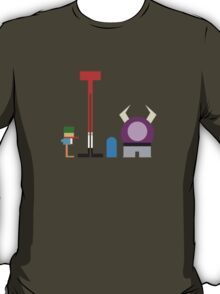 Minimalist Foster's Home for Imaginary Friends T-Shirt