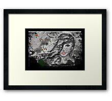 ©DA Adora IAC2 Framed Print
