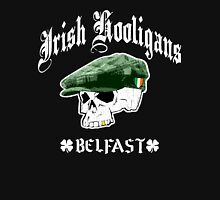 Irish Hooligans - Belfast, Ireland (Distressed Design) Unisex T-Shirt