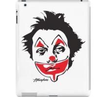 Why So Sad, Clown? iPad Case/Skin