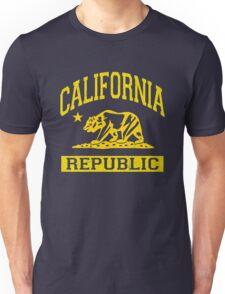 California Bear Republic (Vintage Distressed) Unisex T-Shirt