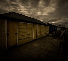 Beach is closed by ncp-photography