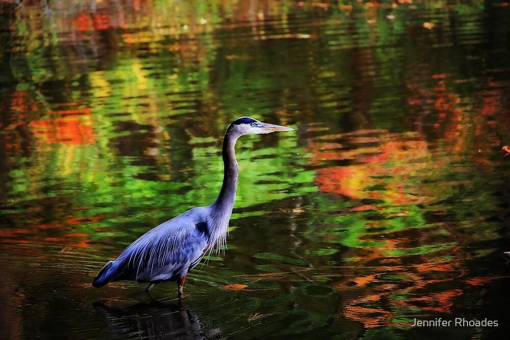Magic Waters by Jennifer Rhoades
