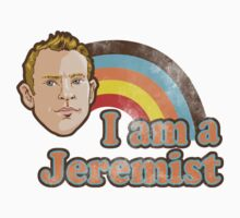 I am a Jeremist Kids Clothes