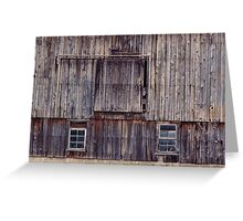 Front Facade Greeting Card