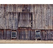 Front Facade Photographic Print