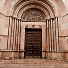 Baptistery Doors by Rae Tucker