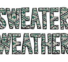Sweater Weather by bryandraws