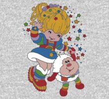 Rainbow Brite- Nostalgia Baby Tee