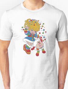 Rainbow Brite- Nostalgia Unisex T-Shirt
