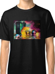 Escaping Illusions of Continuity Classic T-Shirt