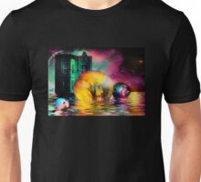 Escaping Illusions of Continuity Unisex T-Shirt