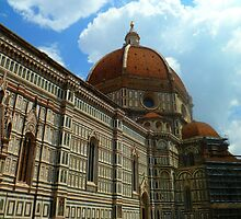 Cathedral of Santa Maria Del Fiore Duomo by molleya
