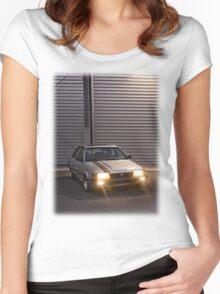 Subaru Leone 1986 Women's Fitted Scoop T-Shirt