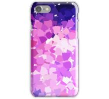 Shades of Purple iPhone Case/Skin