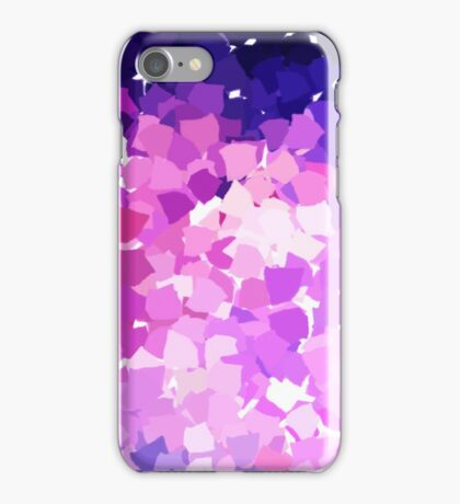 Shades of Purple iPhone Case/Skin