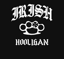 Irish Hooligan Brass Knuckles (Distressed Vintage) Unisex T-Shirt