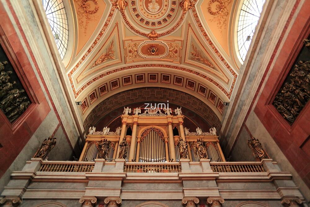 Organ by zumi