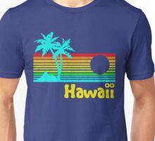 Vintage 80s Hawaii (Distressed Design) Unisex T-Shirt