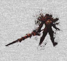 Dragonslayer Jarvan by ARareChocobo