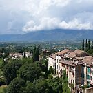 Asolo Village, Venento, Italy by roger smith