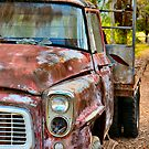 Vintage Truck 3 by Bami