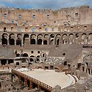 Roman Colosseum by roger smith