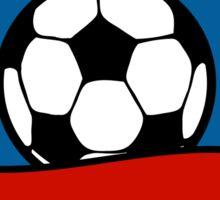 Football Club Emblem Sticker