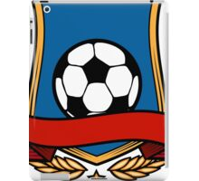 Football Club Emblem iPad Case/Skin