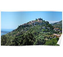 Eze, French Riviera Poster
