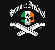 Sons of Ireland (Vintage Distressed Design) Unisex T-Shirt