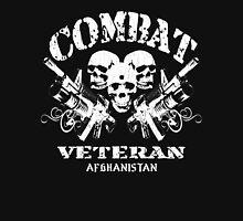 Combat Veteran Afghanistan (Vintage Distressed) Unisex T-Shirt