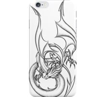 Flying Dragon iPhone Case/Skin