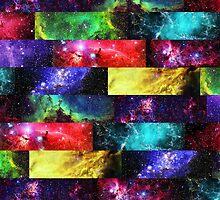 Galaxy Bricks by jport96