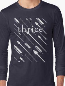 Upon Us (White Variant) Long Sleeve T-Shirt