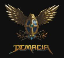 Demacia logo by pejino