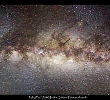 Devils Milky Way by TerryGphoto